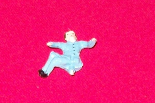 CORGI TOYS 266 Chitty figure plastic boy (Jeremy)